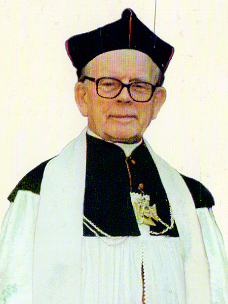 Ks. prałat Tadeusz Hoppe