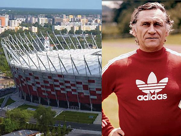 Lwowiak patronem Stadionu Narodowego w Warszawie