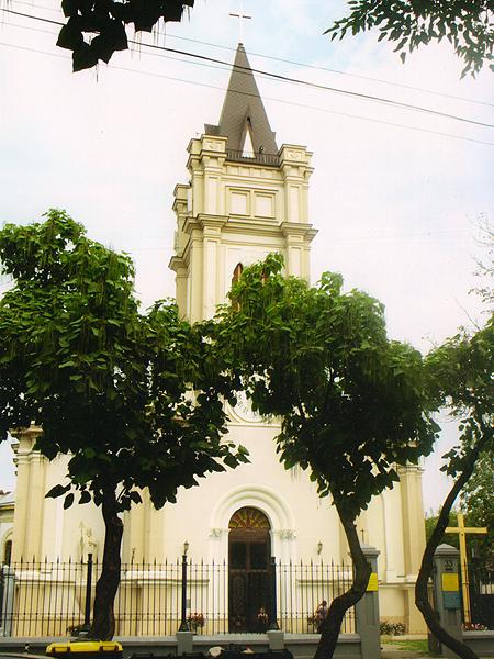 Kościół pw. Wniebowzięcia Najświętszej Maryi Panny (Fot. Zbigniew Żyromski)