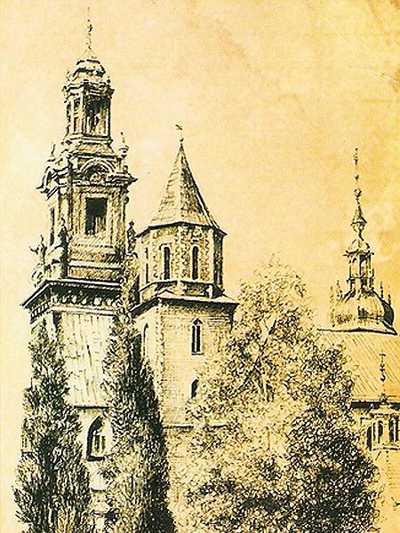 Kraków (Fot. Katarzyna A. Niedźwiedzka/pocztowkowewedrowki.blogspot.com)