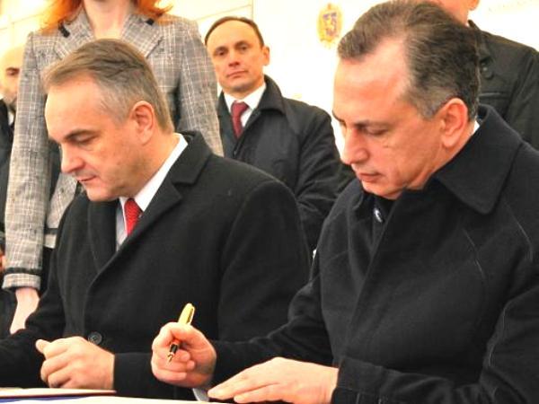 Wicepremierzy o współpracy gospodarczej