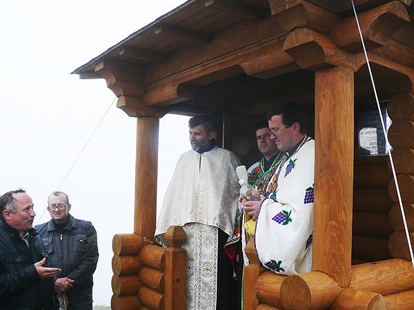 Kapliczka na Popie Iwanie