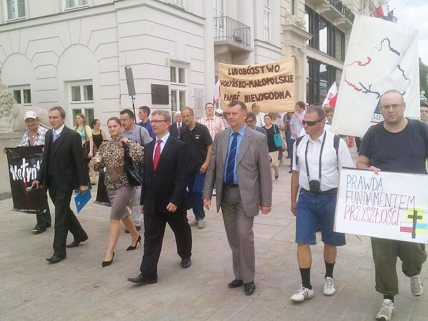 Obchody 11 lipca w Warszawie