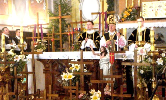 Obchody 69. rocznicy Krwawej Niedzieli w Łucku