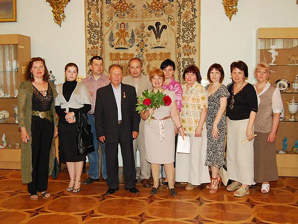 Polska sztuka w muzeum w Sumach