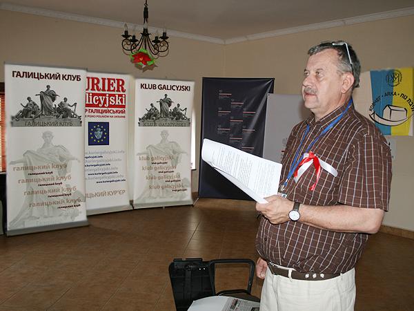 ARKA 2012 – dziś dzień ukraiński. Wczoraj polski