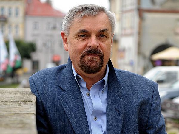 Dr Stanisław Stępień (Fot. Fot. Dariusz Delmanowicz)