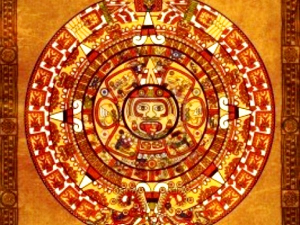 Kalendarz majów (Fot. pl.123rf.com)