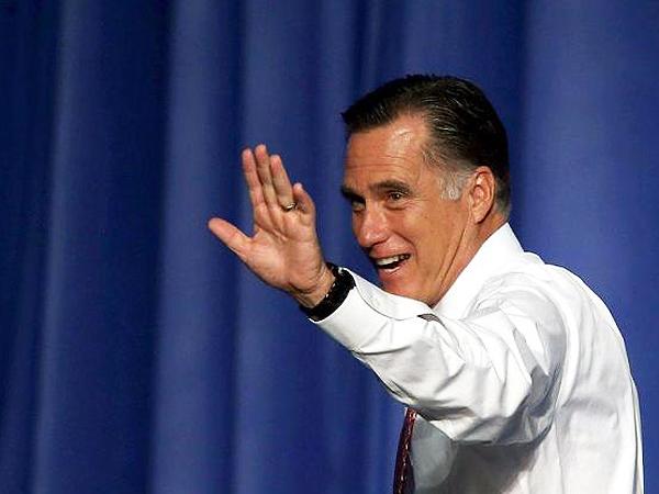 Romney jedzie do Polski