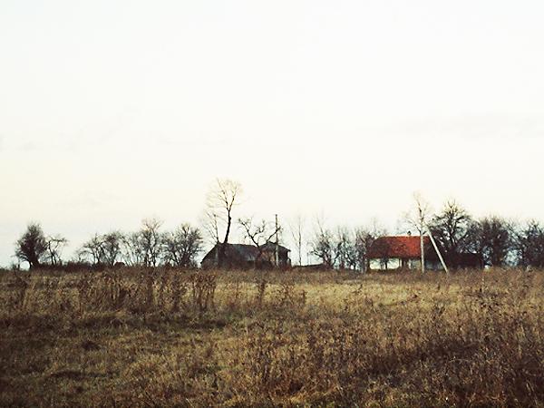 Polska wieś Święty Józef na Pokuciu