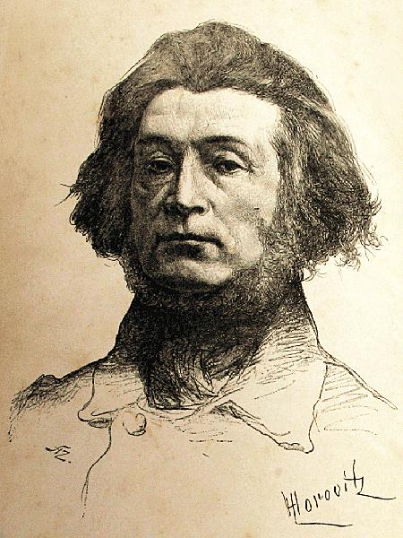 Adam Mickiewicz (Fot. en.wikipedia.org)