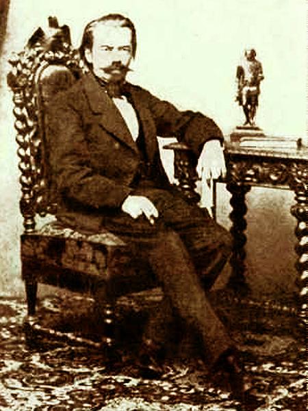Apollo Korzeniowski (Fot. pl.wikipedia.org)