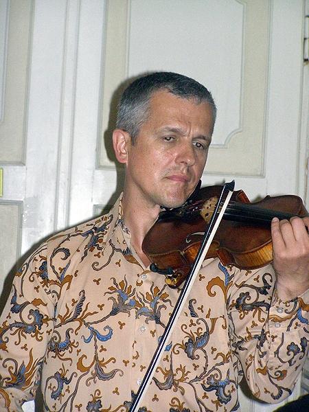 Bohdan Dwornik (Fot. Jurij Smirnow)