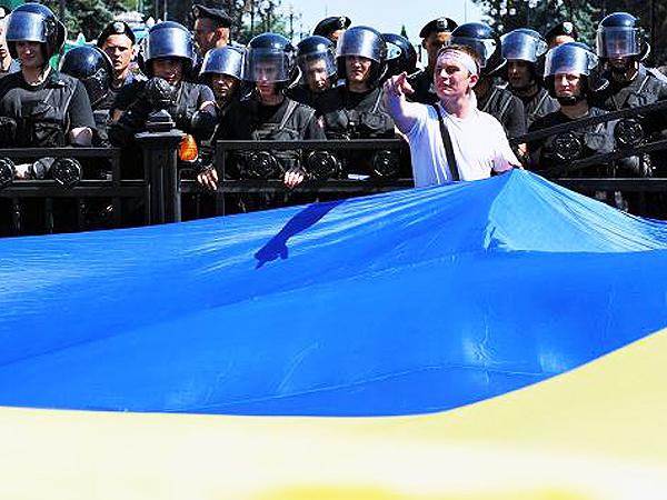Czarny dzień ukraińskiej opozycji