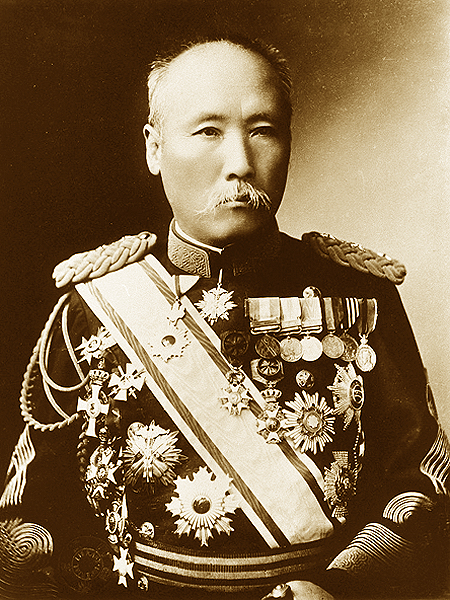 Mr Fukushima Yasumasa, tutaj jako generał (Fot. pl.wikipedia.org)