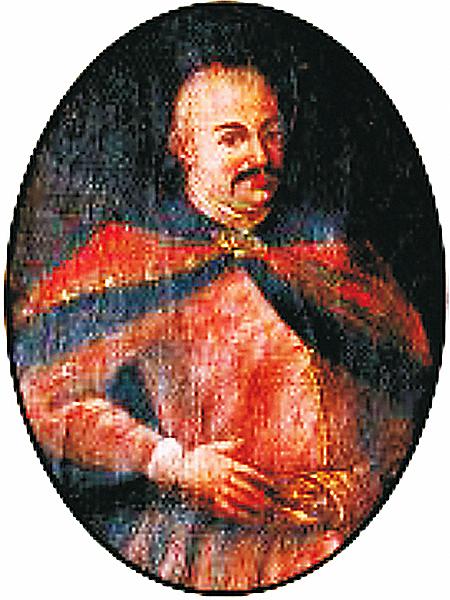 Podobno prawdziwy wizerunek Jaremy z Muzeum Wojska w Warszawie (Fot. kryminalistyka.fr.pl)
