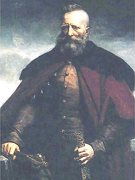Hetman Jan Karol Chodkiewicz (Fot. pl.wikipedia.org)
