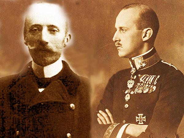 Karol Stefan Habsburg-Lotaryński i Karol Olbracht Habsburg (pl.wikipedia.org/www.ksiezna.edu.pl)