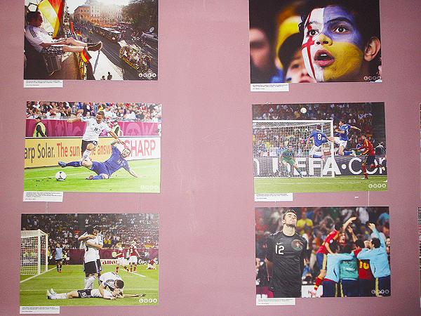 EURO 2012 w fotografiach agencji LUFA