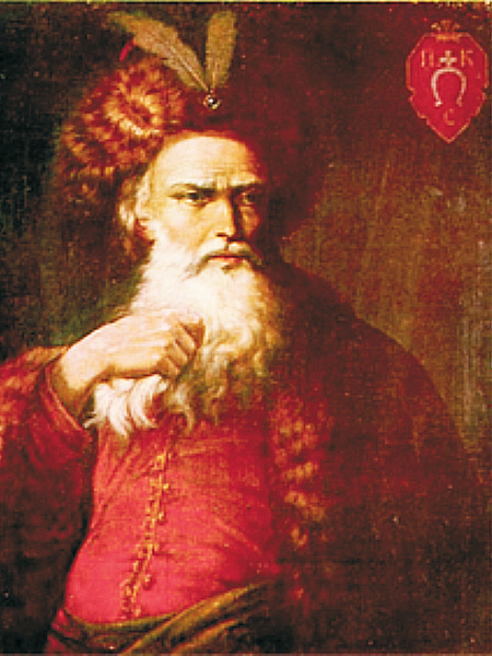 Hetman zaporoski Piotr Konaszewicz-Sahajdaczny (Fot. pl.wikipedia.org)