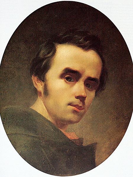 Taras Szewczenko (Fot. en.wikipedia.org)