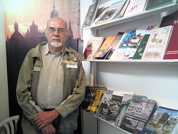 Igor Melnyk – znawca Lwowa nr 1