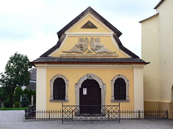 Kaplica Czaszek we wsi Czermna (Fot. atrakcje-turystyczne.eu)