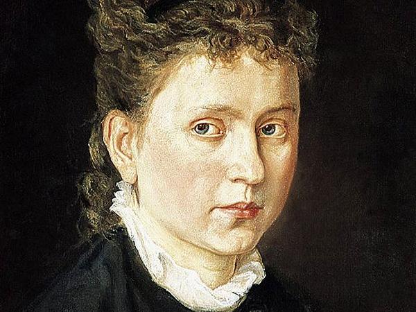 Portret Elizy Orzeszkowej (Fot. W. Kryński/Agencja FORUM)