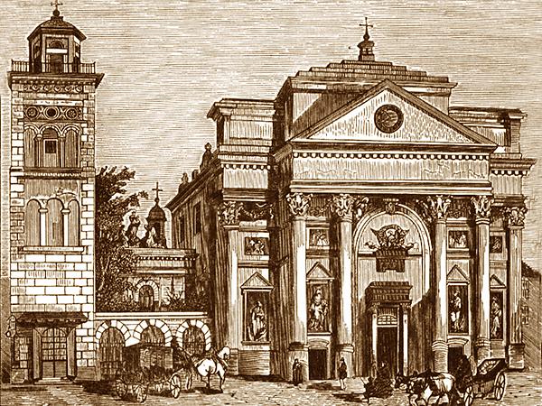 Kościół św. Anny w Warszawie (Fot. pl.wikipedia.org)