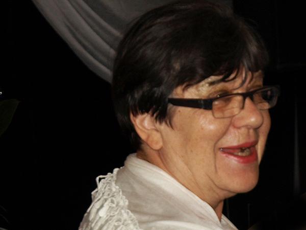 Helena Miziniak, honorowy prezes EUWP (Fot. Marcin Romer)