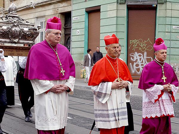 600 lat archidiecezji lwowskiej