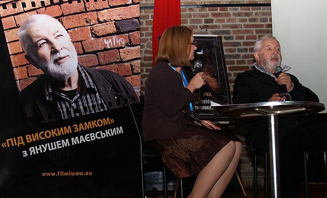 Pod Wysokim Zamkiem z Januszem Majewskim