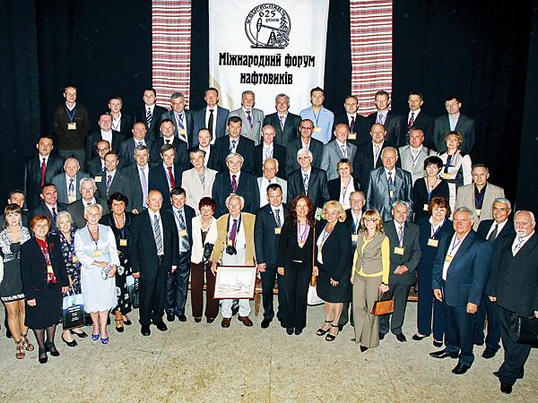 Uczestnicy Forum Naftowego (Fot. Zbigniew Zawałkiewicz)