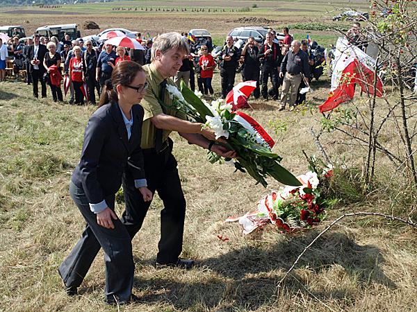 Obchody 92. rocznicy Bitwy pod Dytiatynem