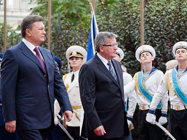 Polska wspiera europejskie aspiracje Ukrainy
