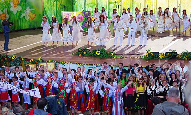 XVIII Festiwal Kultury Kresowej w Mrągowie