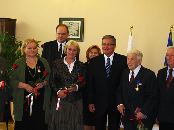 Spotkanie Prezydenta RP z Polakami w Kijowie