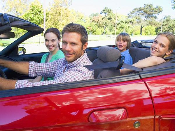 Jaka jest hierarchia miejsc w samochodzie?