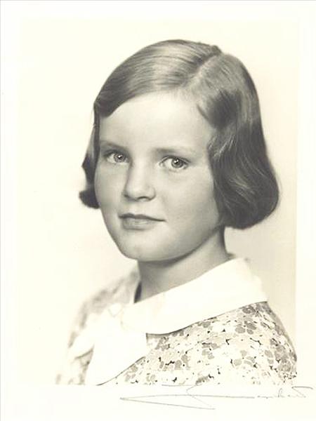 Księżna Krystyna w dzieciństwie, Muzeum Miejskie w Żywcu (Fot. East News)