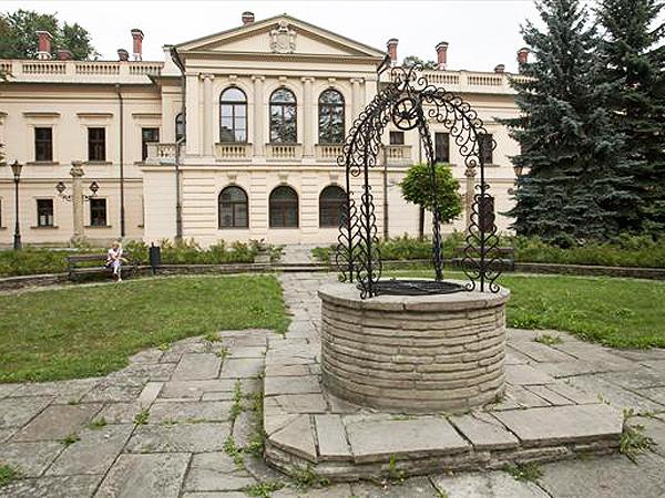 Pałac Habsburgów w Żywcu (Fot. fakt.pl)