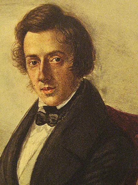 """""""Chopin"""" Maria Wodzińska, 1835 (Fot. pl.wikipedia.org)"""