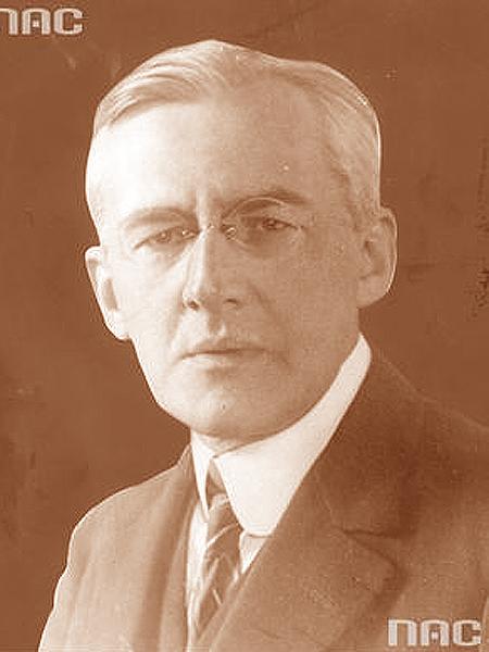 Prof. Adolf Chybiński (Fot. NAC)