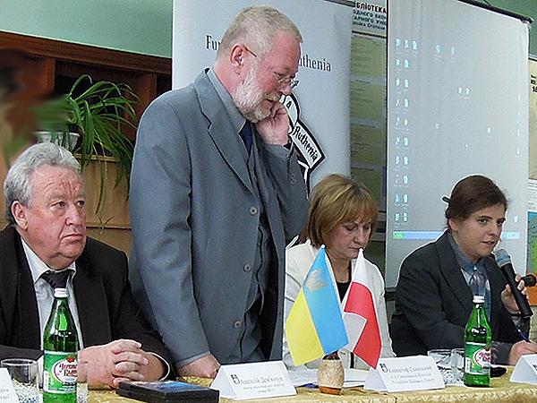 Między Polakami a Ukraińcami