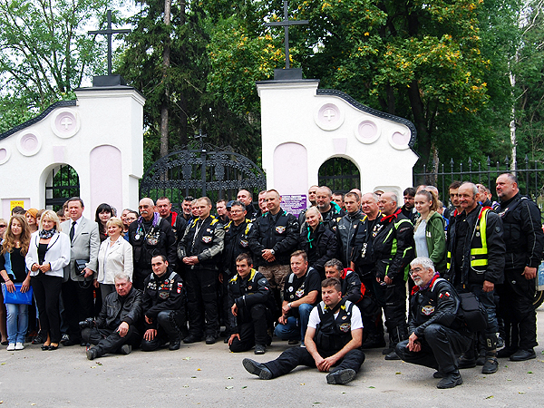 XII Motocyklowy Rajd Katyński