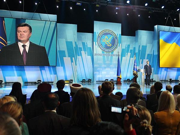 W Kijowie o mniejszościach narodowych