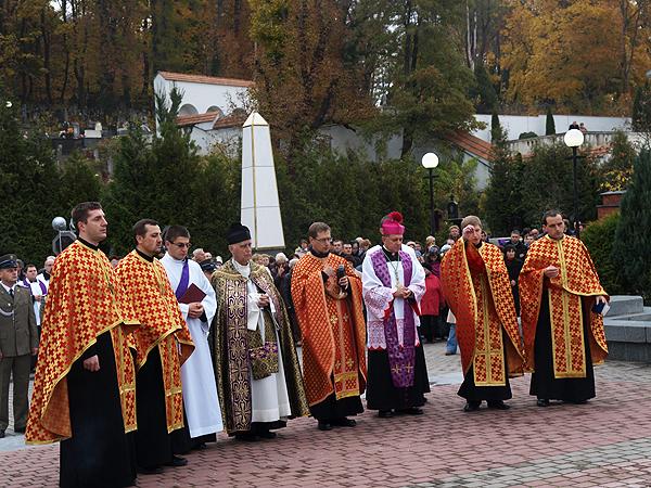 Modlitwa o pojednanie polsko-ukraińskie