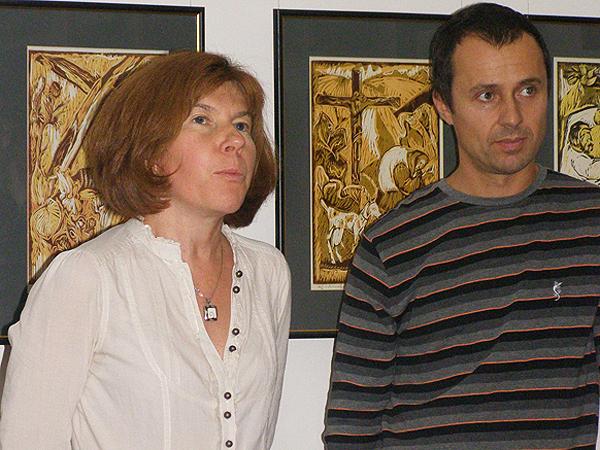 Iwona i Tomasz Stempek (Fot. Jurij Smirnow)