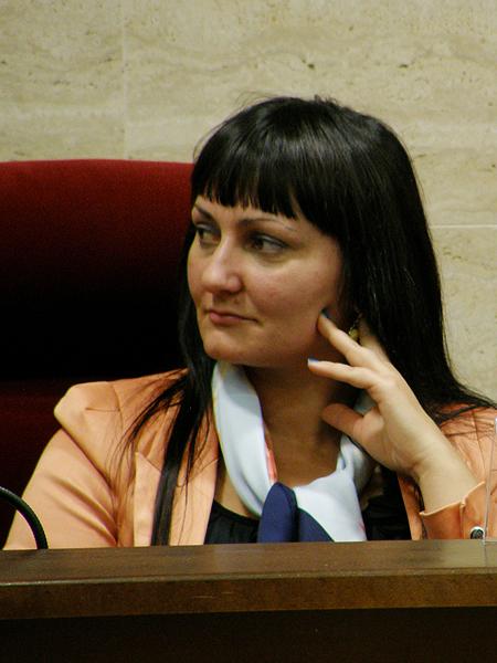 Wojewoda Podkarpacki Małgorzata Chomycz-Śmigielska (Fot. Kinga Kalinowska)