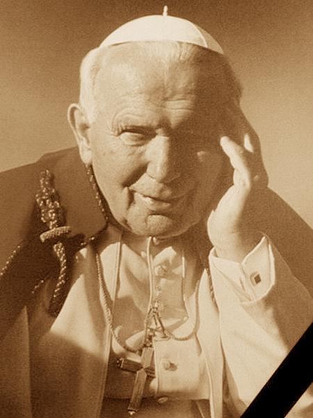 Bł. Jan Paweł II (Fot. bartek9011.blox.pl)