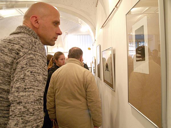 Wystawa prac Oksany Jorysz (Fot. Eugeniusz Sało)